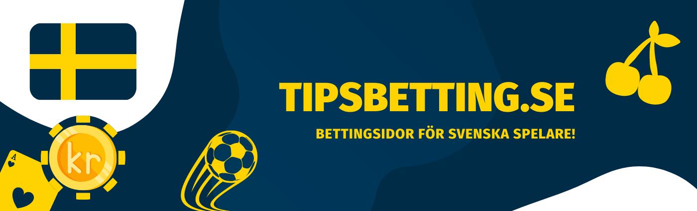 Bettingsidor och bettingsajter för Svenska spelare - Tipsbetting.se
