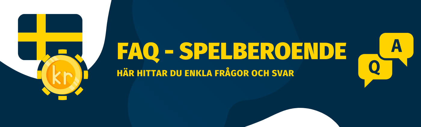 Frågor och svar om spelmissbruk i Sverige