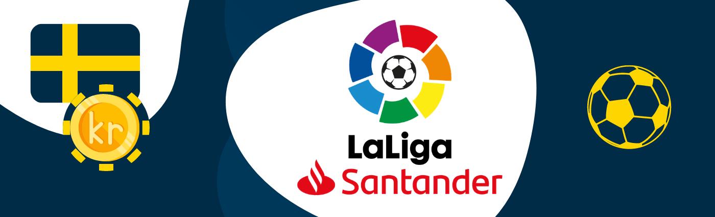 Läs mer om La Liga hos tipsbetting.se och Spansk fotboll