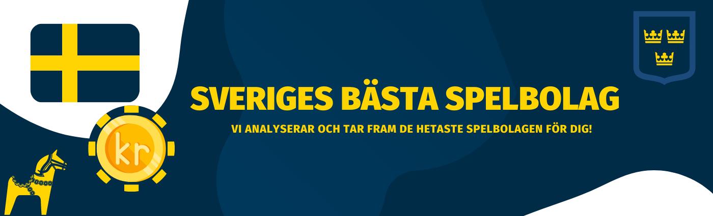 Sveriges bästa spelbolag 2021 hittar du alltid hos oss! Välj det bettingbolag och oddsbolag du anser vara Sveriges bästa spelbolag 2021 här.